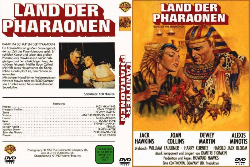 Land der Pharaonen - DVD UNCUT - deutsch kaufen | Filmundo