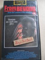 Cinema Club - From Beyond - H.P.Lovecraft