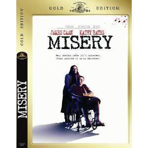 DVD Misery (MGM Gold Edition)Neu Uncut Deutsch Stephen King