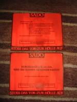 Sado- Stoss das Tor zur Hölle auf .ULTRA RAR !!