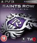 SAINTS ROW 3 - THE THIRD - DEUTSCH/UNCUT - PS3 - NEU