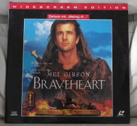 Braveheart - Widescreen Edition - Mit Making Of !!!