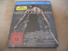 BD Steelbook- Ninja Assassin