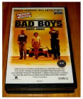 VHS BAD BOYS - HARTE JUNGS - Will Smith
