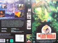 The Lost World ...  Patrick Bergin, Jayne Heitmeyer