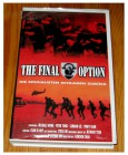 VHS THE FINAL OPERATION - DIE SPEZIALISTEN SCHLAGEN ZURÜCK