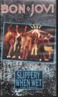 Bon Jovi- Slippery When Wet / The Video - VHS-Videos-