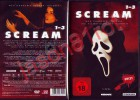 Scream 1-3 - Special Edition - Uncut / 4 DVDs NEU OVP