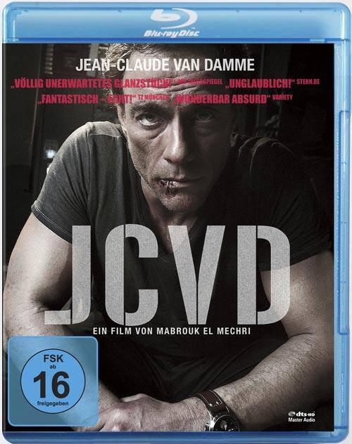 JCVD - (Blu-ray)  Jean-Claude Van Damme