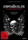 The Expendables - Extended Directors Cut (deutsch/uncut) NEU