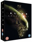 Alien 1-4 Anthology - Box [Blu-ray] (deutsch/uncut) NEU+OVP