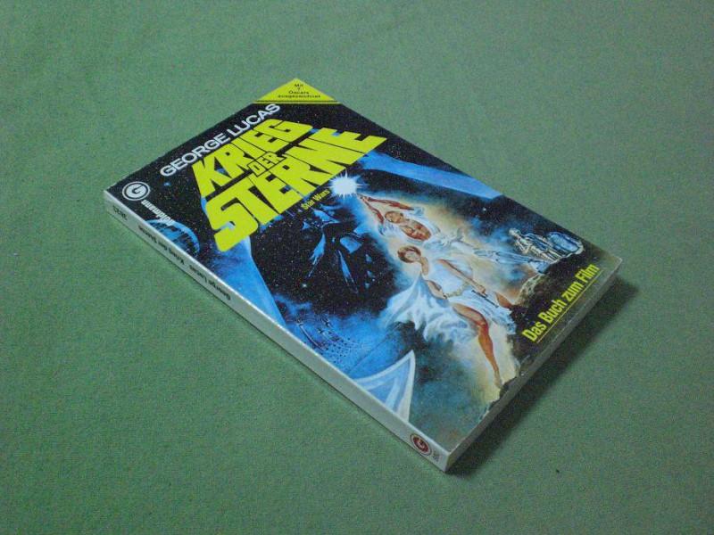 Krieg der Sterne - Das Buch zum Film GOLDMANN Star Wars