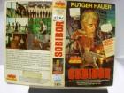 1346 ) Rutger Hauer in Sobibor Hülle hat vorne ne macke