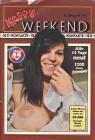 Happy Weekend 191 Magazin 70/80iger Jahre Rarität