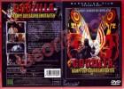Godzilla - Kampf der Sauriermutanten / DVD NEU OVP uncut RAR