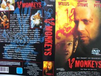 12 Monkeys ...  Bruce Willis, Madeleine Stowe, Brad Pitt