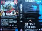 Die totale Erinnerung ...  Arnold Schwarzenegger    VHS !!!