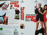 Agent 00 ...  Leslie Nielsen, Charles Durning ...  VHS !!!