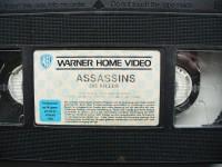 Assassins - Die Killer ...Sylvester Stallone.  ohne Cover !