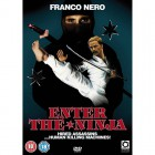 ENTER THE NINJA DVD NEU Ninja die Killermaschine Franco Nero