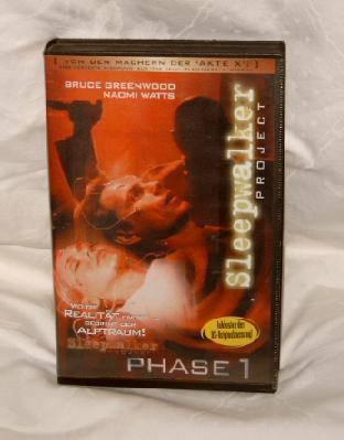 Sleepwalker Project Phase 1 (Naomi Watts) Warner Großbox TOP