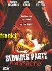 SLUMBER PARTY MASSACRE Teil 1-2  -  DVD full uncut
