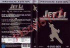 Jet Li Premium Edition 4-DVD-Box / Tai Chi - Iron Tiger ....