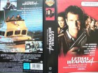 Lethal Weapon 4 ...Mel Gibson,Danny Glover,Joe Pesci ... VHS