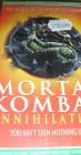 Mortal Kombat 2 - Annihilation / UK Import