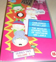 South Park - Series 2 Vol. 3 / Conjoined Fetus Lady .....