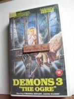 Demons 3 - The Orge - Trans Global Rarität
