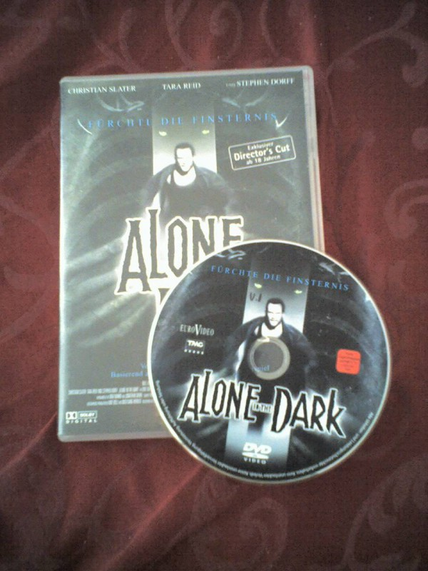 Alone in the Dark - Director\\s Cut  DVD