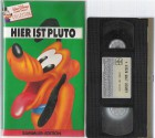 Hier ist Pluto WALT DISNEY Home Video VHS Collection Edition