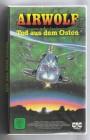 AIRWOLF TOD AUS DEM OSTEN Film VHS CIC + Cover Eingeschweißt