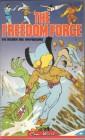 Freedom Force  Superhelden Zeichentrick Rarität