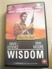 Wisdom - Demi Moore - Emilio Estevez - Warner Rarität