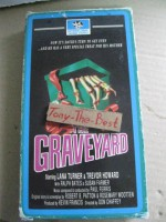 The Graveyard- Lana Turner - Trevor Howard -  Pappe