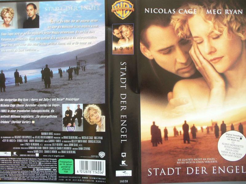 Stadt der Engel ...  Nicolas Cage, Meg Ryan