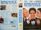 Mickey Blue Eyes ...  Hugh Grant, Jeanne Tripplehorn  .. VHS