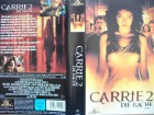Carrie 2 - Die Rache ... Amy Irving ... Horror - VHS !!!