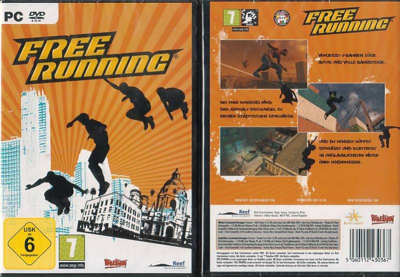 PC Free Running (750256, NEU,OVP)