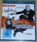 TRANSPORTER 2 - THE MISSION  DIRECTOR`S CUT  BLU-RAY