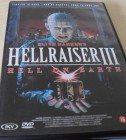 Hellraiser 3 III - Hell on earth / Uncut NL - DVD / wie neu