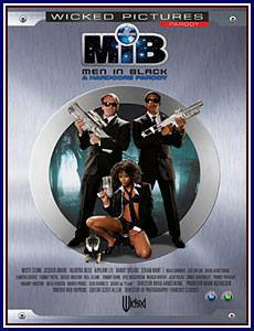 Wicked - Men In Black XXX Parody   NEU/OVP