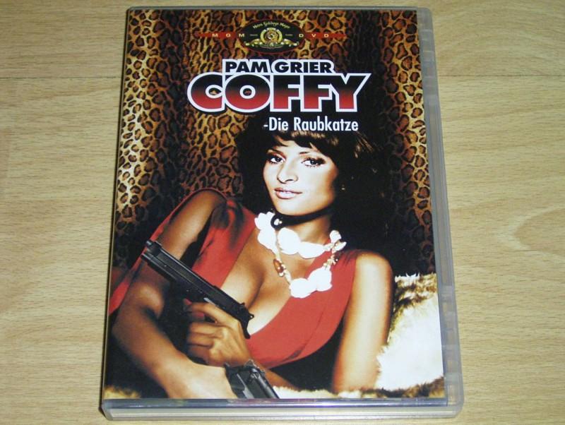 Coffy - Die Raubkatze auf DVD, Uncut