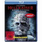 *HELLRAISER REVELATIONS *UNCUT* DEUTSCH *BLU-RAY* NEU/OVP