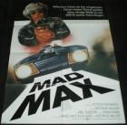 MAD MAX  A1 ORIGINAL KINOPLAKAT