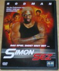 SIMON SEZ  DENNIS RODMAN  DVD