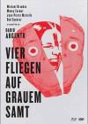 VIER FLIEGEN AUF GRAUEM SAMT (Blu-Ray+2DVD) Uncut