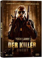 DER KILLER - Limited Edition Mediabook (DVD & Blu-Ray) NSM